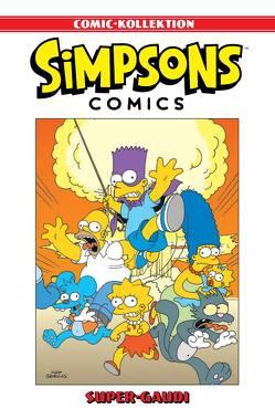 Simpsons Comic-Kollektion von Groening,  Matt, Schloemer,  Martin, Wieland,  Matthias