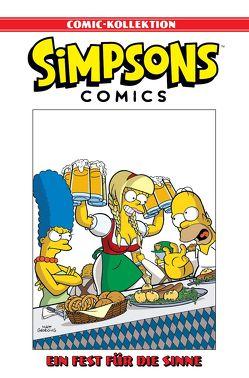 Simpsons Comic-Kollektion von Groening,  Matt, Hillefeld,  Marc, Schloemer,  Martin, Wieland,  Matthias