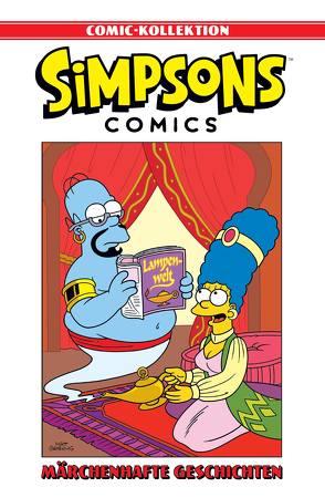 Simpsons Comic-Kollektion von Andre,  Gerald, Groening,  Matt, Wieland,  Matthias