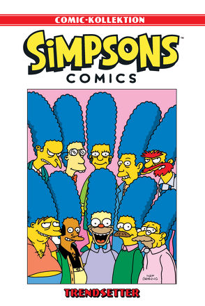 Simpsons Comic-Kollektion von Boothby,  Ian, Hillefeld,  Marc, Schloemer,  Martin, Wieland,  Matthias