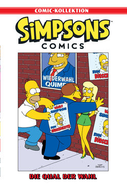 Simpsons Comic-Kollektion von Boothby,  Ian