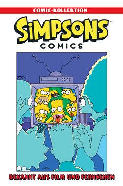 Simpsons Comic-Kollektion von Andre,  Gerald, Boothby,  Ian, Schloemer,  Martin, Wieland,  Matthias