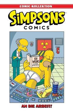 Simpsons Comic-Kollektion von Groening,  Matt