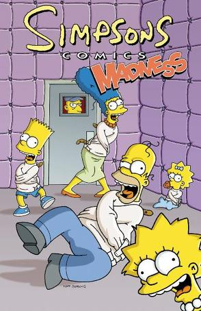 Simpsons Comics von Groening,  Matt, Morrison,  Bill