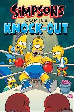 Simpsons Comics von Groening,  Matt, Morrison,  Bill, Wieland,  Matthias