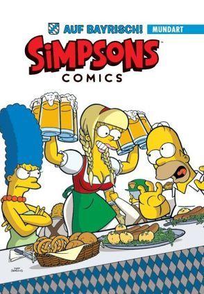 Simpsons Mundart von Bohlmann,  Sabine, Groening,  Matt