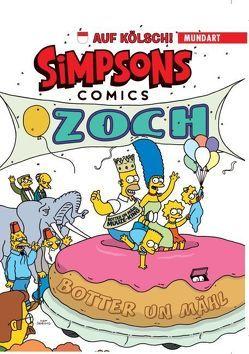 Simpsons Mundart von Groening,  Matt, Morrison,  Bill, Salchert,  Monika, Scheel,  Cornelia, von Sinnen,  Hella