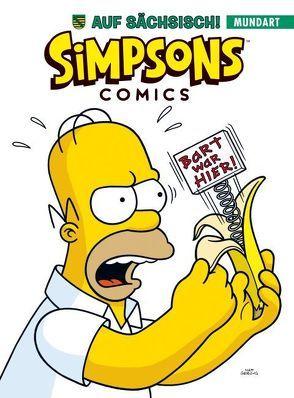 Simpsons Mundart von Groening,  Matt