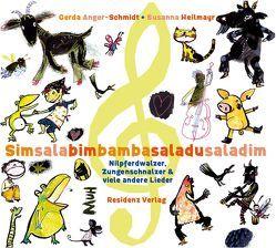 Simsalabim Bamba Saladu Saladim von Anger-Schmidt,  Gerda, Habinger,  Renate, Heilmayr,  Susanna