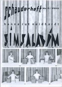 Simsalabim von Neidhardt,  Hanna Rut