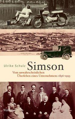 Simson von Schulz,  Ulrike