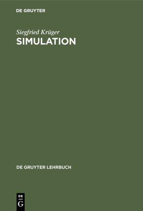 Simulation von Krüger,  Siegfried