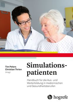 Simulationspatienten von Peters,  Tim, Thrien,  Christian
