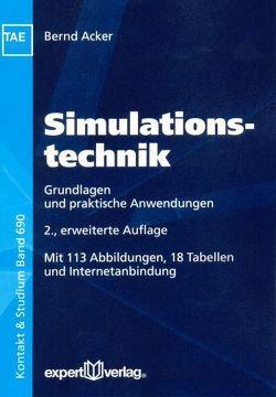 Simulationstechnik von Acker,  Bernd