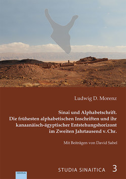 Sinai und Alphabetschrift von Morenz,  Ludwig D., Sabel,  David