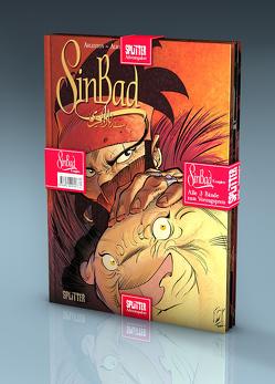SinBad-Adventspaket: Band 1 – 3 zum Sonderpreis von Alary,  Pierre, Arleston,  Christophe