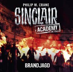 Sinclair Academy – Folge 12 von Crane,  Philip M., Martin,  Thomas Balou