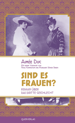 Sind es Frauen? von Aimée,  Duc, Kommattam,  Nisha, Sönser Breen,  Margaret