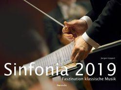 Sinfonia – Faszination klassische Musik 2019 von ALPHA EDITION, Lippert,  Jürgen, Nomada Verlag