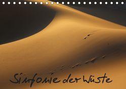 Sinfonie der Wüste (Tischkalender 2019 DIN A5 quer) von Walheim,  Berthold