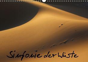 Sinfonie der Wüste (Wandkalender 2018 DIN A3 quer) von Walheim,  Berthold
