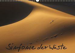 Sinfonie der Wüste (Wandkalender 2019 DIN A3 quer) von Walheim,  Berthold