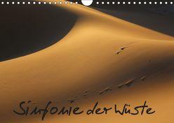 Sinfonie der Wüste (Wandkalender 2019 DIN A4 quer) von Walheim,  Berthold