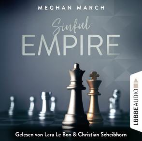 Sinful Empire von Bon,  Lara Le, Klüver Anika, March,  Meghan