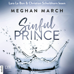 Sinful Prince von Bon,  Lara Le, Klüver Anika, March,  Meghan