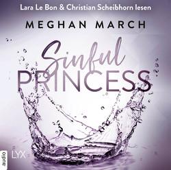 Sinful Princess von Bon,  Lara Le, Klüver Anika, March,  Meghan