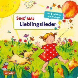Sing mal (Soundbuch): Lieblingslieder von Cordes,  Miriam