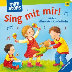 Sing mit mir! Meine allerersten Kinderlieder von Senner,  Katja, Volksgut