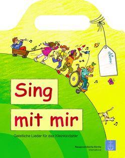 Sing mit mir (mit ausgestanztem Tragegriff)