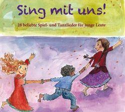 Sing mit uns! 28 beliebte Spiel- Tanzlieder für junge Leute CD von Bosworth Music