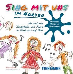 Sing mit uns im Norden (2-CD-Box) von TENNEMANN media Buch- und Musikverlag