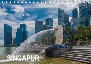 Singapur (Tischkalender 2018 DIN A5 quer) von Gödecke,  Dieter