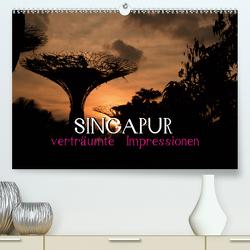 Singapur – verträumte Impressionen (Premium, hochwertiger DIN A2 Wandkalender 2021, Kunstdruck in Hochglanz) von Stewart Lustig,  Daniel