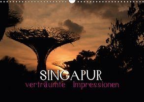 Singapur – verträumte Impressionen (Wandkalender 2018 DIN A3 quer) von Stewart Lustig,  Daniel