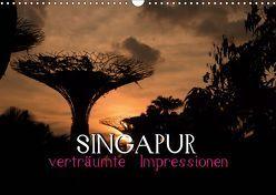 Singapur – verträumte Impressionen (Wandkalender 2019 DIN A3 quer) von Stewart Lustig,  Daniel