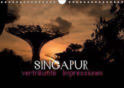 Singapur – verträumte Impressionen (Wandkalender 2019 DIN A4 quer) von Stewart Lustig,  Daniel