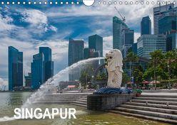 Singapur (Wandkalender 2019 DIN A4 quer) von Gödecke,  Dieter