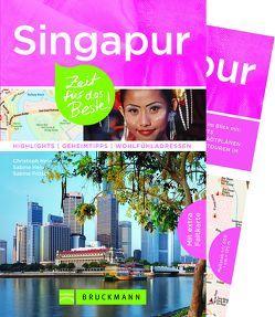 Singapur – Zeit für das Beste von Fritsch,  Sabine, Hein,  Christoph, Hein,  Sabine