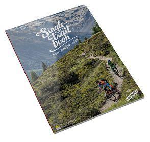 Singletrail Book 01: Davos Prättigau Albula von Giger,  Thomas