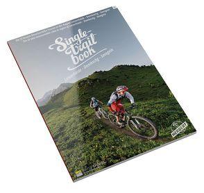 Singletrail Book 02: Lenzerheide – Domleschg – Savognin von Giger,  Thomas