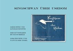 Singschwan über Usedom, Hugo SCHEELE von Stockmann,  Hilde