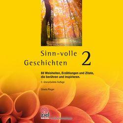 Sinn-volle Geschichten 2 von Rieger,  Gisela