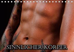 Sinnerlicher Körper (Tischkalender 2021 DIN A5 quer) von Santa-Ruyters,  Nadine
