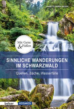 Sinnliche Wanderungen im Schwarzwald von Rieger,  Annette Maria