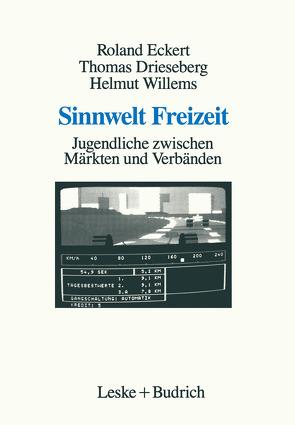Sinnwelt Freizeit von Drieseberg,  Thomas, Eckert,  Roland, Willems,  Helmut