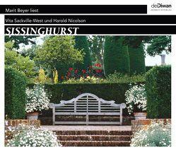 Sissinghurst – Portrait eines Gartens von Bachstein,  Julia, Beyer,  Marit, Lange,  Susanne, Nicolson,  Harold, Sackville-West,  Vita, Talstrasse,  Talstrasse, Walz,  Tina